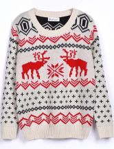Women Christmas Patterns Clothing, Sweaters Sale | Sheinside
