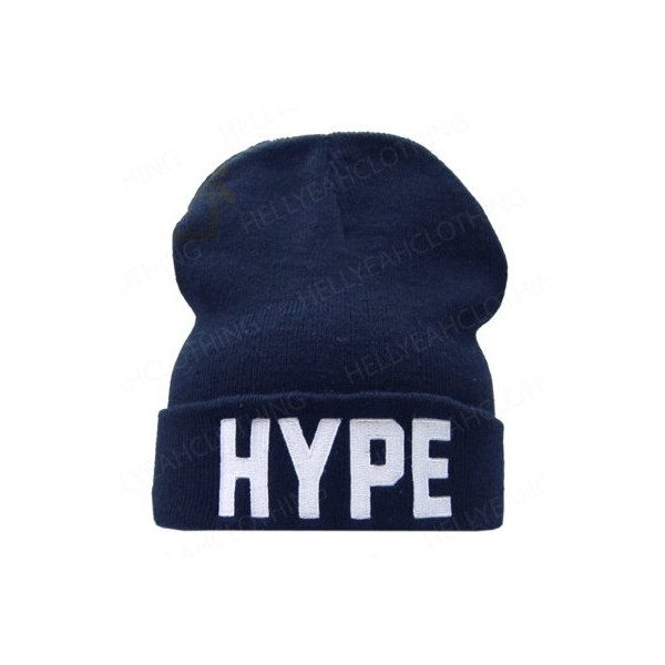 hype beanie - Polyvore