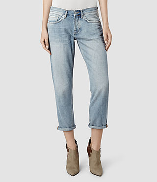 Womens Rail/Washed Black (Washed Black) | ALLSAINTS.com