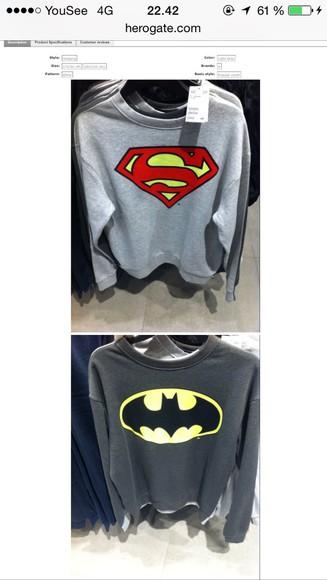 superman sweater batman hoodie hoodie batman superman superman hoodie