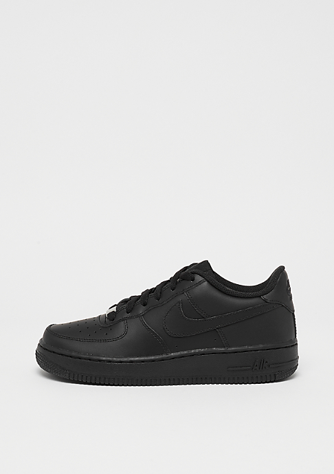 NIKE Air Force 1 (GS) blackblack bei SNIPES bestellen!
