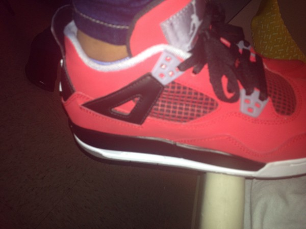 shoes jordans pretty little liars red