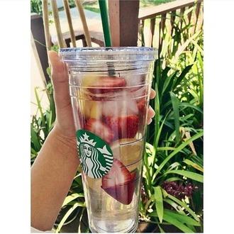 home accessory starbucks coffee fruits water water bottle starbucksbottle