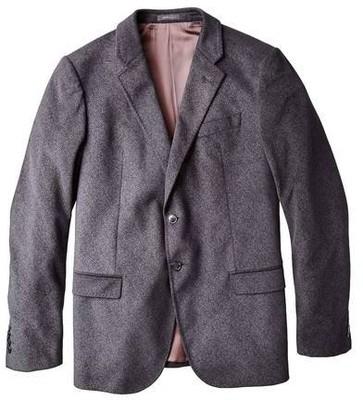 Armani Collezioni Herringbone Sports Jacket Sport Jackets - Polyvore
