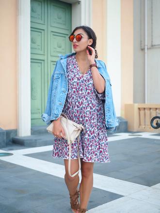 samieze blogger dress shoes sunglasses bag jacket