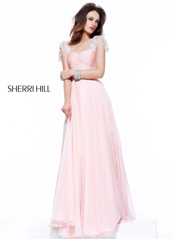 Atemberaubend Blush Prom Kleider 2013 Bilder - Brautkleider Ideen ...