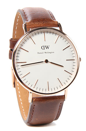 daniel wellington watch bristol in rose gold. Black Bedroom Furniture Sets. Home Design Ideas