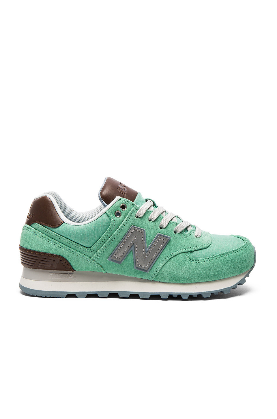 premium selection ff81f 1fd82 New Balance 574 Cruisin  Sneaker in mint
