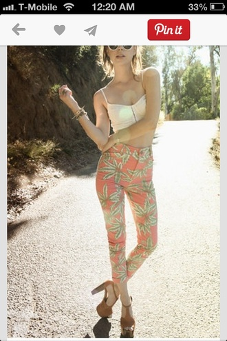 pants high waisted pants high waisted skinny jeans mary jane marijuana
