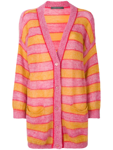 Alberta Ferretti cardigan cardigan women cotton sweater