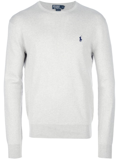 Polo Ralph Lauren Crew Neck Sweater - Al Duca D'aosta - Farfetch.com