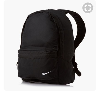 bag black nike backpack