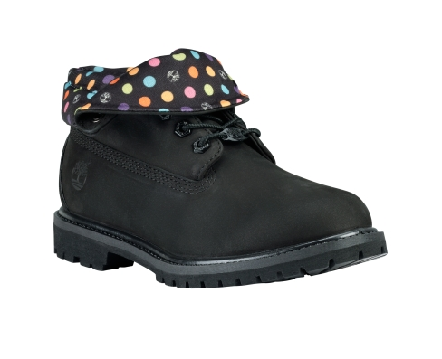 womens timberland authentics roll top boots