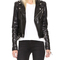 Blk dnm leather jacket 1 | shopbop