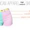 Wishing wednesday: pastel high waisted shorts | unmapped territory // blog