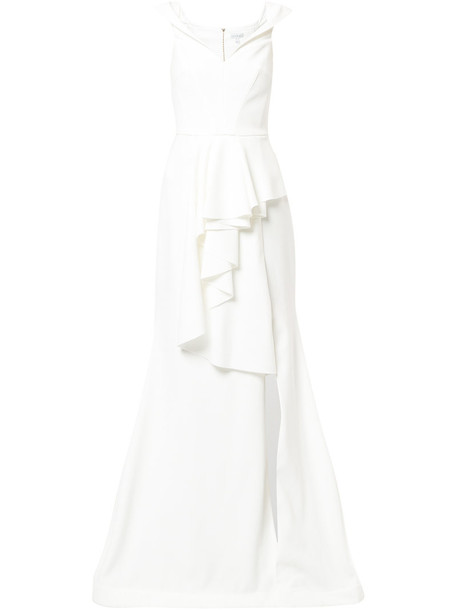 Rebecca Vallance dress gown women white