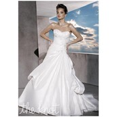 dress,bridesmaid,knot,demetrios wedding dresses,custom timberlands,wedding dress