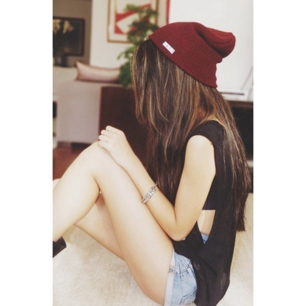 hat cute acacia brinley shirt shorts underwear