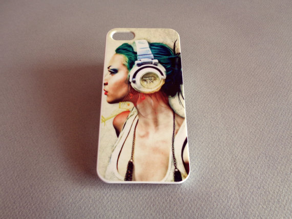 Mobile phone case handmade for iphone 5 5s women
