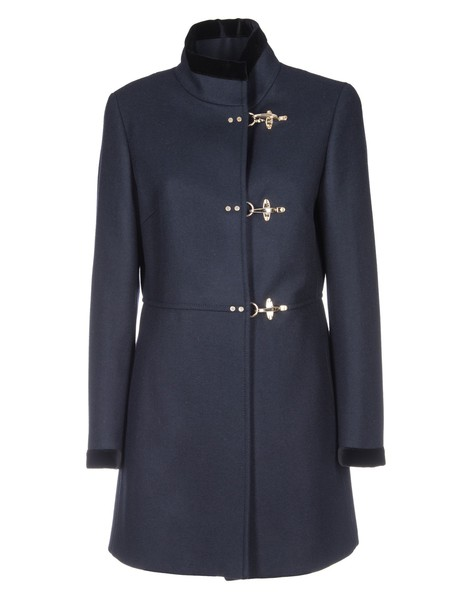 FAY coat blue