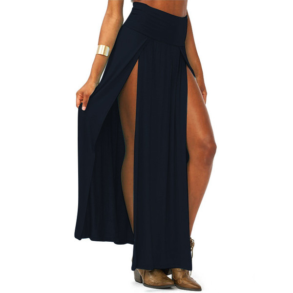 Flowee Maxi Skirt | Outfit Made