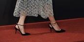 shoes,black shoes,emma watson