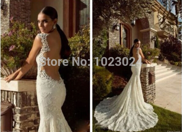 Aliexpress.com : Buy Wholesale backless white mermaid wedding dresses from Reliable wedding doli suppliers on KM Dresses
