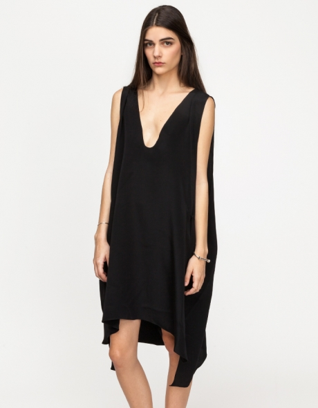 Jasmin Shokrian / Silk Envelope Dress