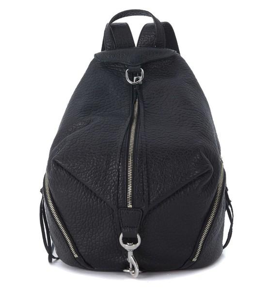 Rebecca Minkoff backpack leather backpack black leather backpack leather black black leather bag