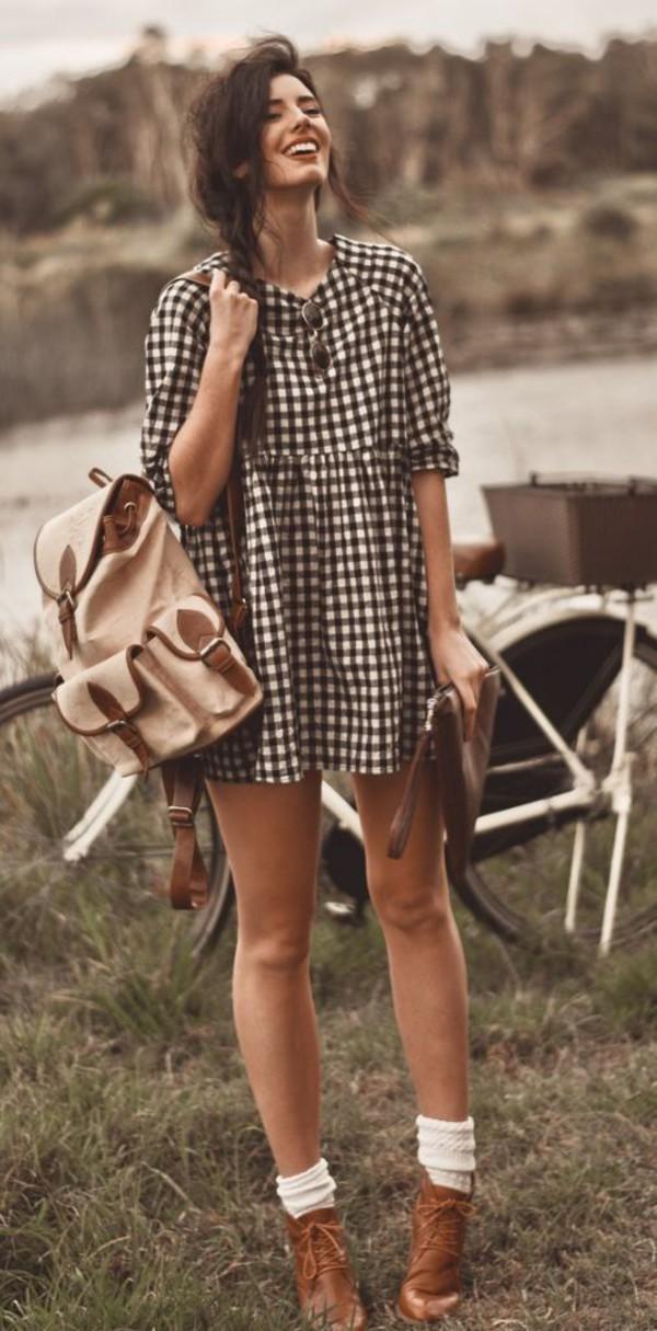 gorgeous cute vintage outfit dress
