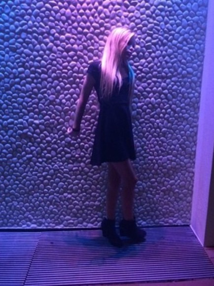 minkpink dress black mink urgently want it