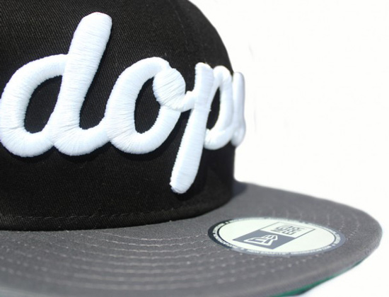 DOPE. x NEW ERA