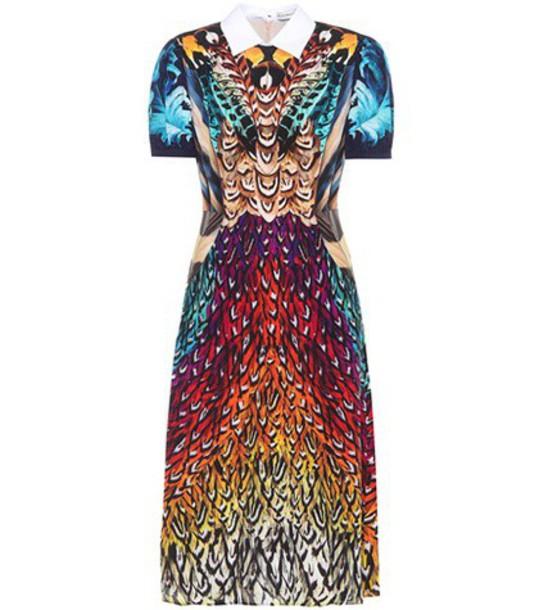 MARY KATRANTZOU dress silk dress silk