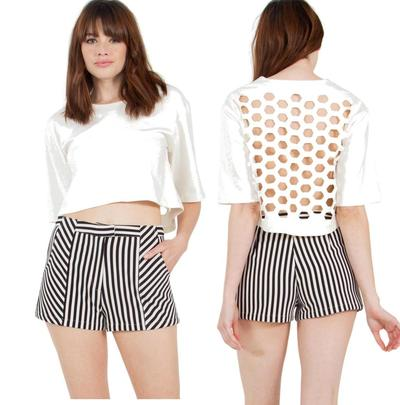 Between the lines shorts · trendyish · online store powered by storenvy