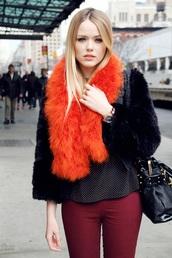 kayture,shirt,pants,bag,coat,jewels,best accessories by kayture,fur scarf