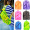 Women fashion transparent clear backpack plastic student bag school bag bookbag