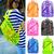 Women Fashion Transparent Clear Backpack Plastic Student Bag School Bag Bookbag | eBay