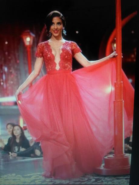 dress prom dress cute dress red dress