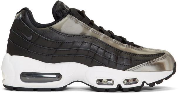 Nike sneakers black grey shoes