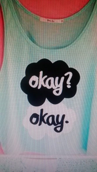 tank top the fault in our stars the fault in out stars the fault in our stars shirt