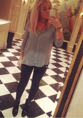 blouse black blouse lottie tomlinson