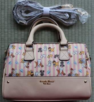 bag aristocats disney marie berlioz tolouse cats kitty kittys white handbag