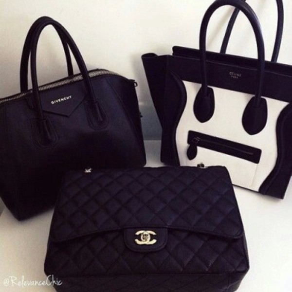 bag antigona givenchy antigona givenchy givenchy bag black celine celine bag black and white leather chanel chanel bag chain bag bags and purses black bag