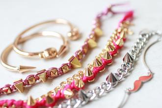jewels pink pink jewels
