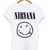 Nirvana Smile Logo T-shirt