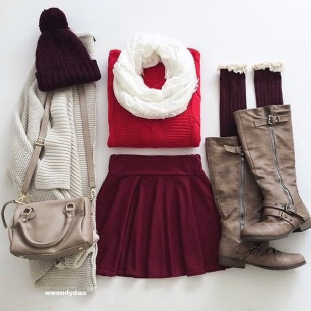hat cardigan scarf sweater skirt shoes socks coat style scarf kimono bag