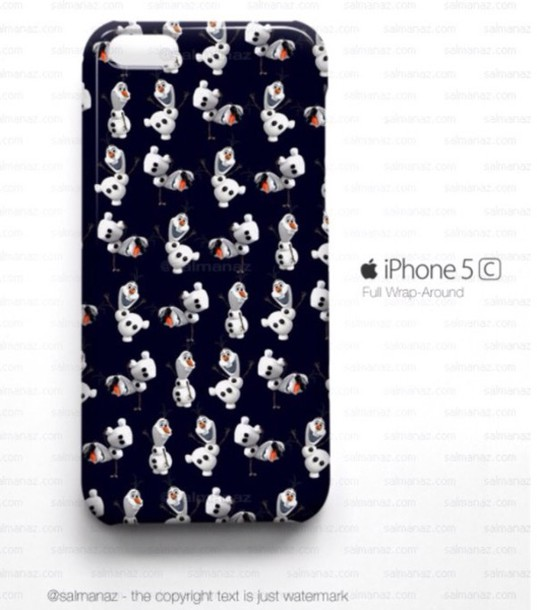 phone cover frozen olaf iphone 5c iphone cover