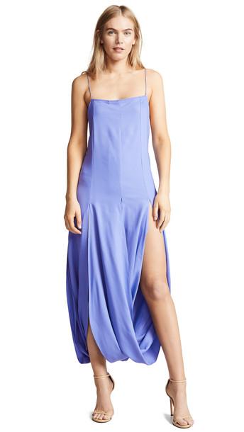 Jacquemus Nahil Dress in purple