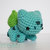 Crochet Bulbasaur