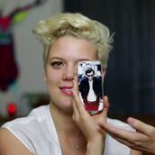 phone cover,harry styles,betty who,youtube,youtuber,one direction,iphone case,iphone cover